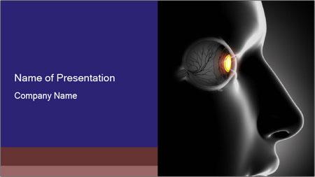 Eye Treatment PowerPoint Template