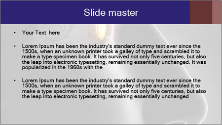 Eye Treatment PowerPoint Template - Slide 2