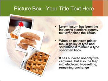 Asian Crispy Snack PowerPoint Template - Slide 17