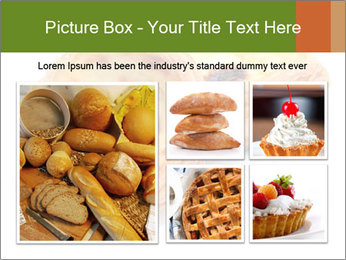Asian Crispy Snack PowerPoint Template - Slide 19