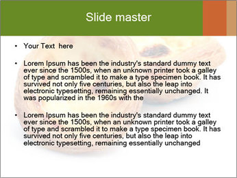 Asian Crispy Snack PowerPoint Templates - Slide 2