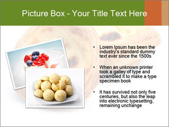Asian Crispy Snack PowerPoint Template - Slide 20