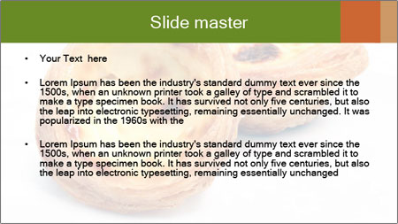 Asian Crispy Snack PowerPoint Template - Slide 2