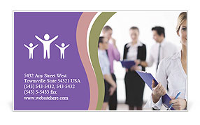 0000090906 Business Card Template