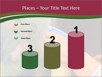 Man Spraying Plants PowerPoint Templates - Slide 65
