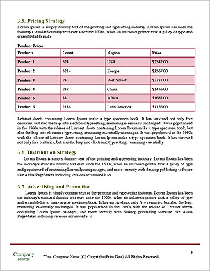 0000090909 Word Template - Page 9