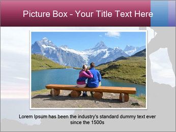 Helping hand PowerPoint Template - Slide 15