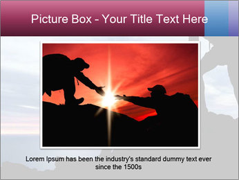Helping hand PowerPoint Templates - Slide 16