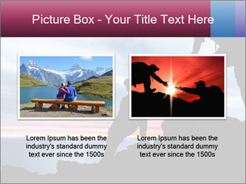 Helping hand PowerPoint Template - Slide 18