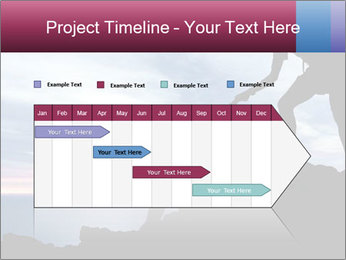 Helping hand PowerPoint Templates - Slide 25