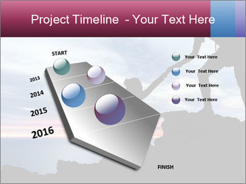 Helping hand PowerPoint Template - Slide 26