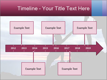 Helping hand PowerPoint Template - Slide 28
