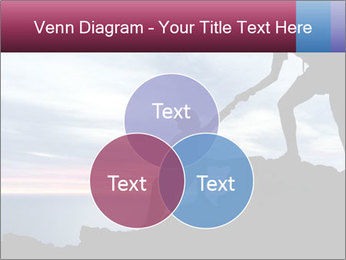 Helping hand PowerPoint Template - Slide 33