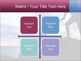 Helping hand PowerPoint Templates - Slide 37