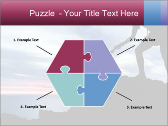Helping hand PowerPoint Templates - Slide 40