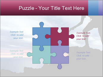 Helping hand PowerPoint Templates - Slide 43
