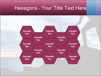 Helping hand PowerPoint Templates - Slide 44