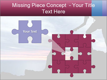Helping hand PowerPoint Templates - Slide 45