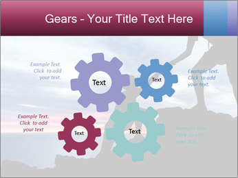 Helping hand PowerPoint Templates - Slide 47