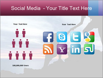 Helping hand PowerPoint Templates - Slide 5