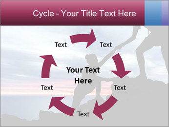 Helping hand PowerPoint Templates - Slide 62