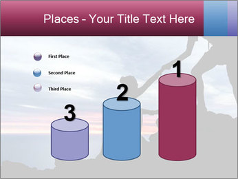Helping hand PowerPoint Templates - Slide 65
