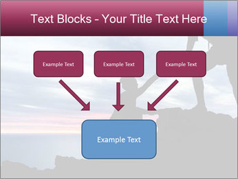 Helping hand PowerPoint Templates - Slide 70