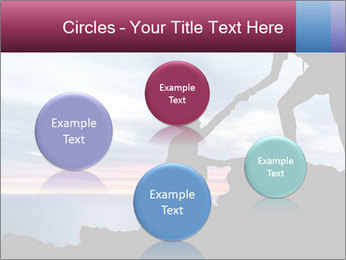 Helping hand PowerPoint Templates - Slide 77