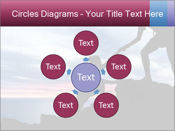 Helping hand PowerPoint Templates - Slide 78