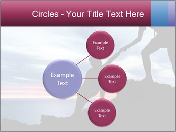 Helping hand PowerPoint Templates - Slide 79