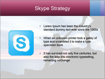Helping hand PowerPoint Templates - Slide 8
