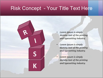 Helping hand PowerPoint Templates - Slide 81