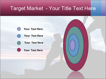 Helping hand PowerPoint Templates - Slide 84