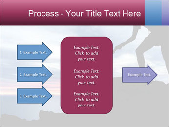 Helping hand PowerPoint Template - Slide 85