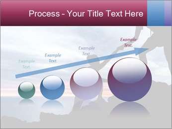 Helping hand PowerPoint Templates - Slide 87