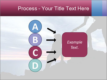 Helping hand PowerPoint Templates - Slide 94