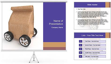 Package PowerPoint Template