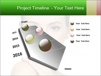 Woman With Healthy Skin PowerPoint Templates - Slide 26