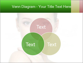 Woman With Healthy Skin PowerPoint Templates - Slide 33