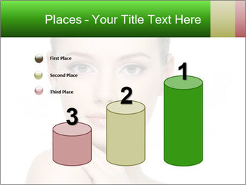 Woman With Healthy Skin PowerPoint Templates - Slide 65