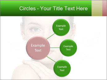 Woman With Healthy Skin PowerPoint Templates - Slide 79