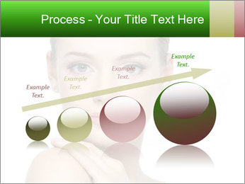 Woman With Healthy Skin PowerPoint Templates - Slide 87
