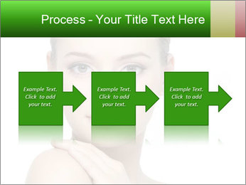 Woman With Healthy Skin PowerPoint Templates - Slide 88