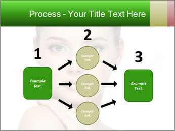 Woman With Healthy Skin PowerPoint Templates - Slide 92
