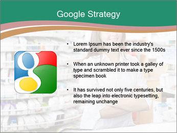 Woman Pharmacist PowerPoint Templates - Slide 10