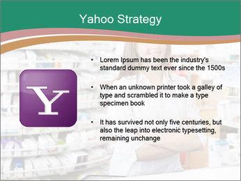 Woman Pharmacist PowerPoint Templates - Slide 11