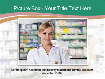 Woman Pharmacist PowerPoint Templates - Slide 16