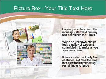 Woman Pharmacist PowerPoint Templates - Slide 20