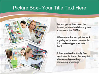 Woman Pharmacist PowerPoint Templates - Slide 23
