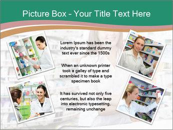Woman Pharmacist PowerPoint Templates - Slide 24